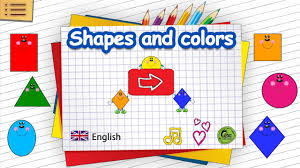 Best Color For Kids Shapes And Colors For Kids Android Apps On Google Play