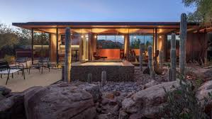 backyard horse barns an old horse barn is repurposed as a chic desert guesthouse dwell