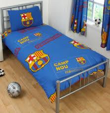 wholesale bulk barcelona football club duvet set wholesaler fcb