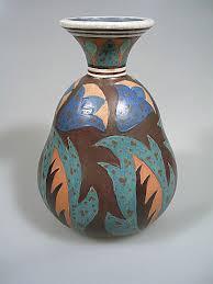 Deco Vase Revernay Art Deco Vase Utzschneider U0026 Co Digoin Art U0026 Antik