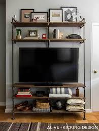 Tv Unit Interior Design 83 Best Diy Tv Stand Images On Pinterest Diy Tv Stand