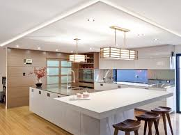 Kitchen Island Counters Kitchen Countertop Ideas 30 Fresh And Modern Looks