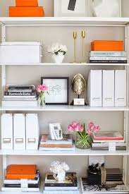 decorate office shelves styling your shelves shelving spotlight and shelves