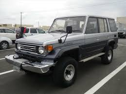 for 1 year toyota japan gets a brand new 30 year old land cruiser
