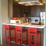 kitchen design for a small space