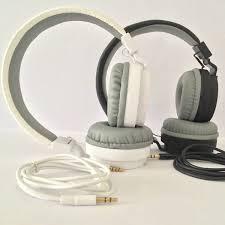 Muito Fone de Ouvido Estéreo e Dobrável | Item de Música Verde Inovação  &ZT11