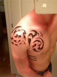 113 best shoulder tattoos for men u0026 women