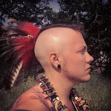 traditional cherokee hair styles freshly straight razor cut scalp feels good to wear this