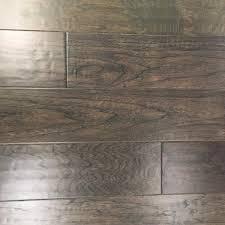 hickory handscraped hardwood flooring 5 inch wide houston