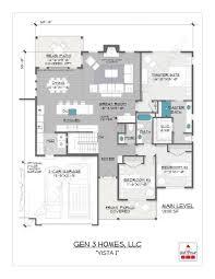 floor plans gen 3 homes