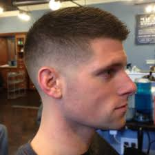 mens low blend haircut tapered bob haircuts back view tapered back