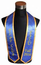 custom graduation stoles stoles with trims graduation stoles sashes