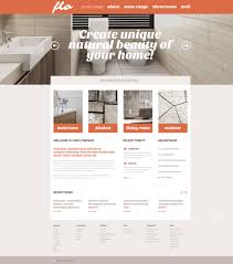website template 44382 flo natural stone custom website template