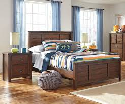 Ashley Furniture Kids Bedroom by Ladiville B567 Panel Bed Full Size Ashley Furniture Boys And