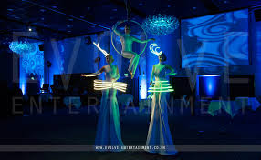 futuristic theme parties and events