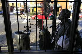 Christmas Window Decorations Chicago the courier your messenger for the river valley violence gangs