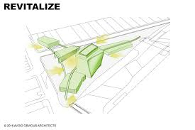 ryde australia civic architecture plaza art avoid obvious