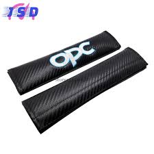 opel logo car styling accessories for opc logo seat safety belt cover