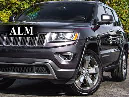 jeep grand cherokee gray 2014 used jeep grand cherokee 4wd 4dr limited at atlanta luxury