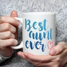 best aunt ever coffee mug u2013 teerrific