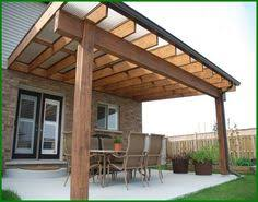 Covered Patio Ideas For Backyard by Photos Of Partially Covered Decks Google Search For The Home