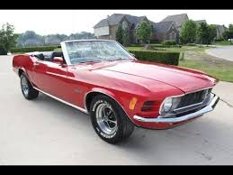 mustang convertibles for sale 1970 ford mustang convertible for sale