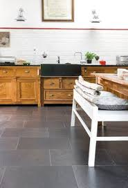 grey slate floor tiles and oak the paper mulberry my home