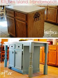 easy kitchen island top 10 diy kitchen islands diy kitchen island shelving and stools