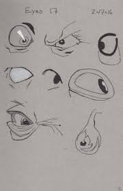 eye sketches u2013 february 2016 andrew maxwell