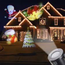 Projector Christmas Lights Santa Claus Projector Christmas Lights Ebay