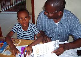 the joys of sponsoring a child in haiti