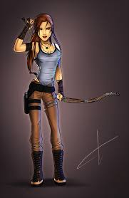 tomb raider a survivor is born wallpapers lara croft tomb raider a survivor is born 2013 by