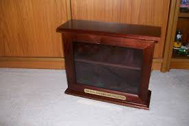 glass counter display cabinet vintage wood and glass counter display case cabinet small batch