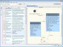business requirement document template for software