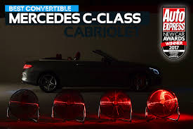 Mercedes C Class Coupe Convertible Convertible Of The Year 2017 Mercedes C Class Cabriolet New Car