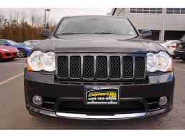 srt8 jeep turbo pre owned 2009 jeep grand cherokee srt8 suv in bridgewater