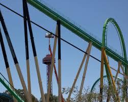 Goldrusher Six Flags Magic Mountain Six Flags Magic Mountain Update May 19th 2017 California