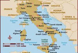 Map Of Naples Italy by Italy By Nicholas Sazama