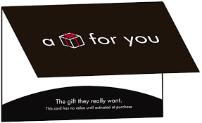 gift card presenters gift cards