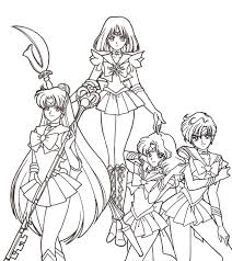 100 sailor saturn coloring pages 168 best coloring pages images