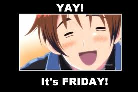 Yay Meme - hetalia meme yay it s friday by hetaliansauce on deviantart