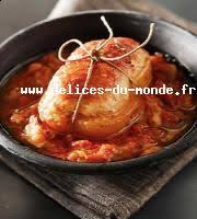 cuisiner des paupiettes de veau au four paupiettes de veau aux tomates et chignons recettes de