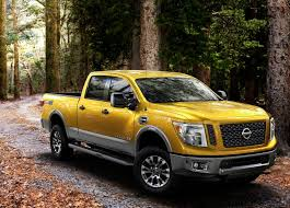 Nissan Titan Concept The 2016 Nissan Titan Diesel Can Tow A Massive 12 314 Pounds
