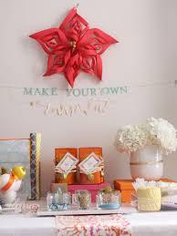make a paper snowflake ornament hgtv
