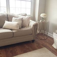 cozy living room warm beige and whites paint color calico cream
