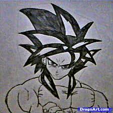 draw dragonball z how to draw dragonball z gt characters