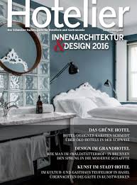 Interior Design Magazines by 6 Top Hospitality Design Magazines In German You Must Read