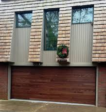 Overhead Door Maintenance C H I Overhead Doors Plank Series Want The Look Of Wood With No