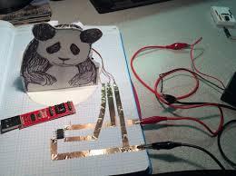 meet the paper panda robot