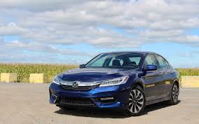 Ford Fusion Vs Honda Accord Reliability 2017 Honda Accord Hybrid The Brand U0027s Best Review